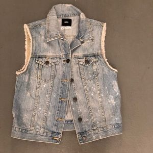 Urban Outfitters denim vest